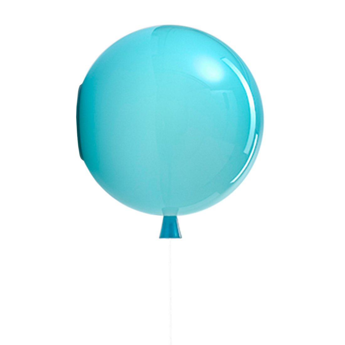 Brokis Memory Wandlamp Small Glossy Turquoise