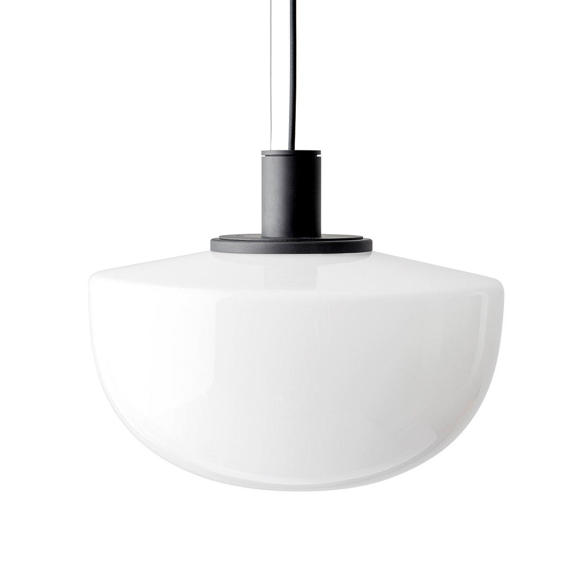 Menu Bank Hanglamp - Wit Opaal Glas