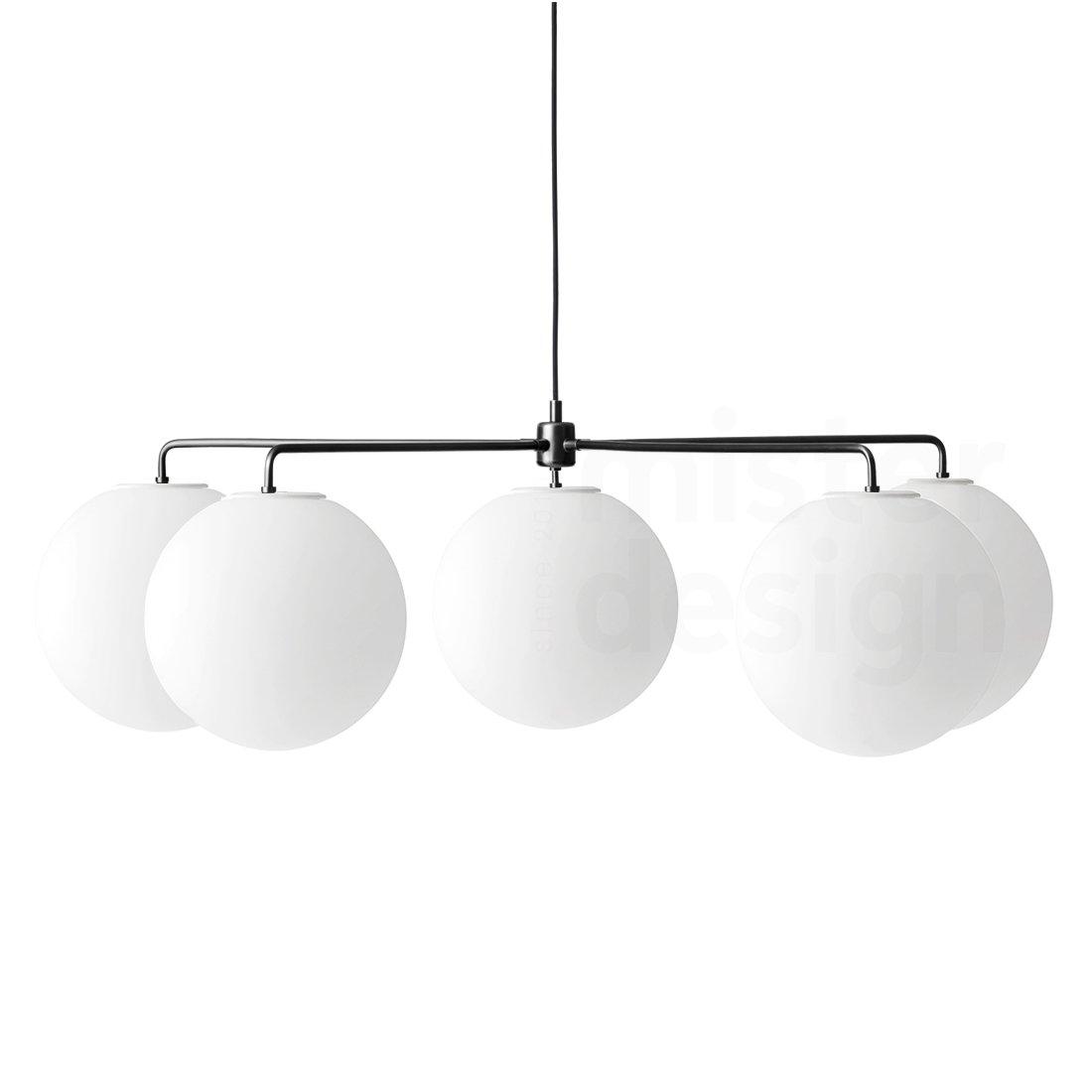 Menu Design Tribeca Chambers Kroonluchter TR Zwart