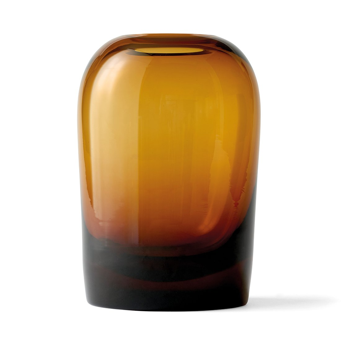 Menu Design Troll Vaas Large Amber
