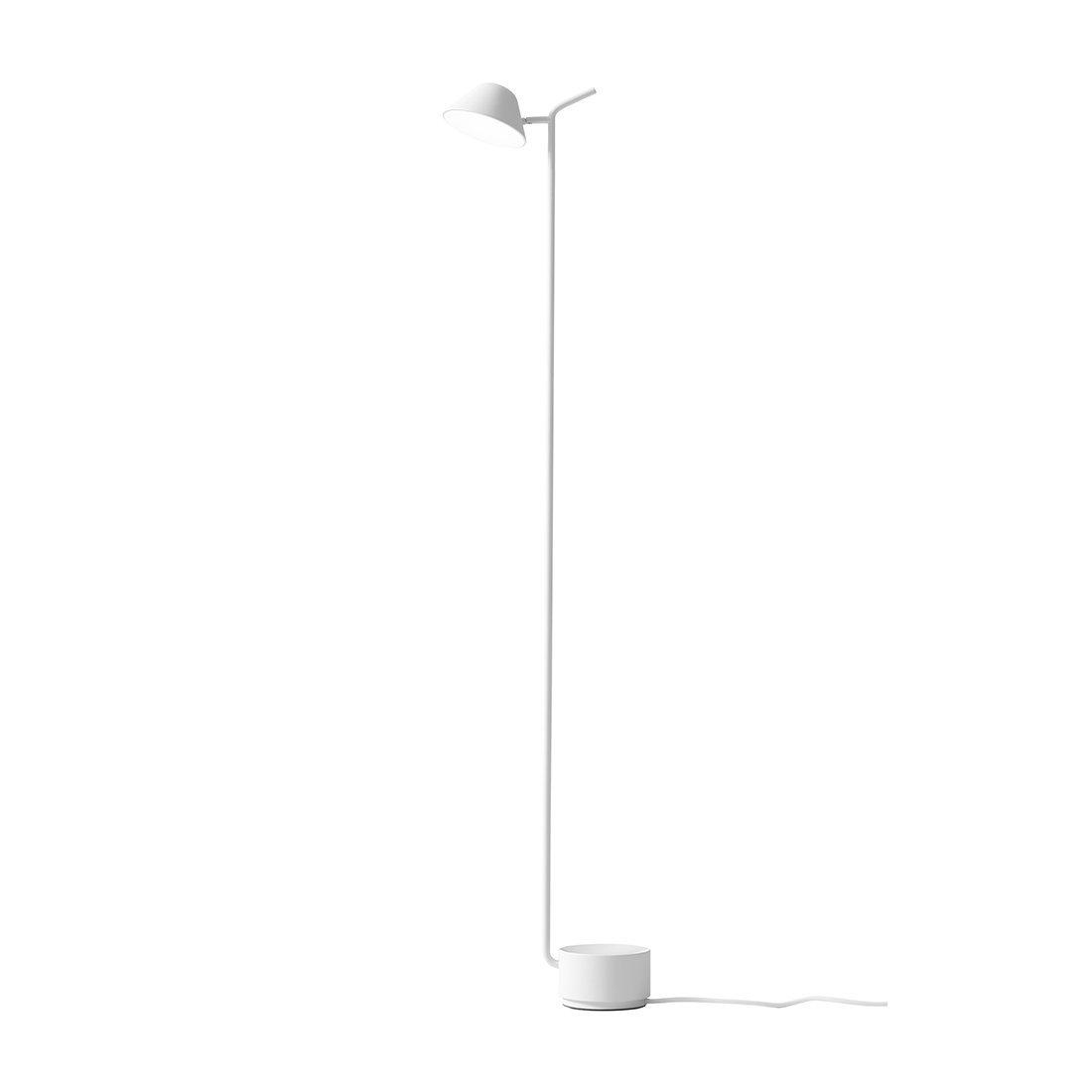 Menu Design Peek Vloerlamp Wit