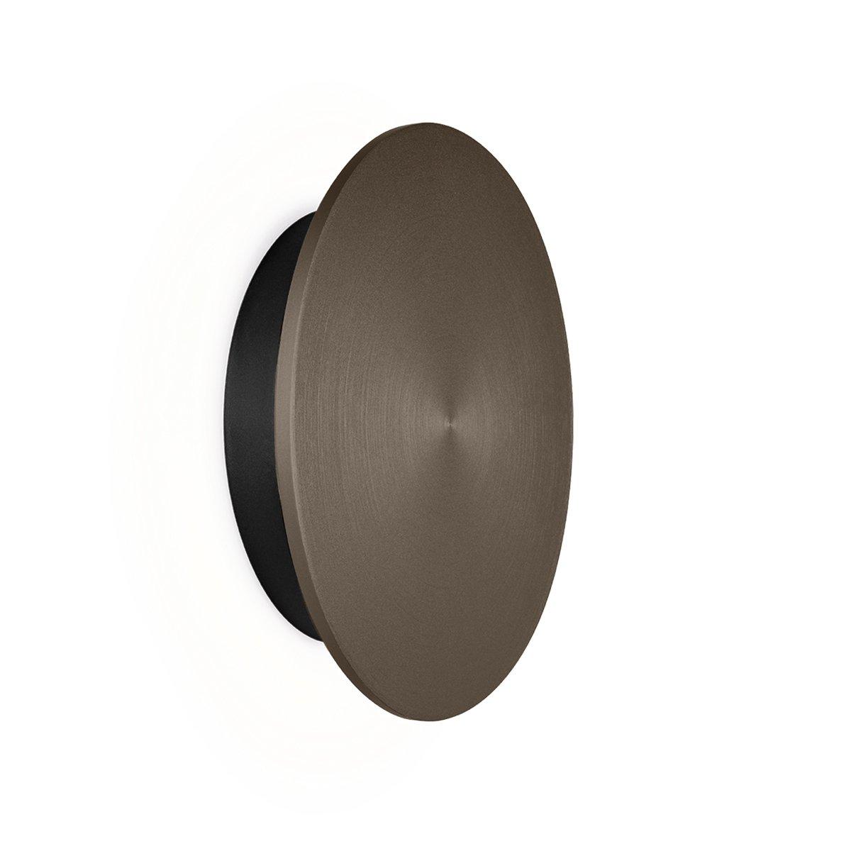Wever & Ducr� Miles 2.0 Round Wandlamp Brons - 2700 Kelvin