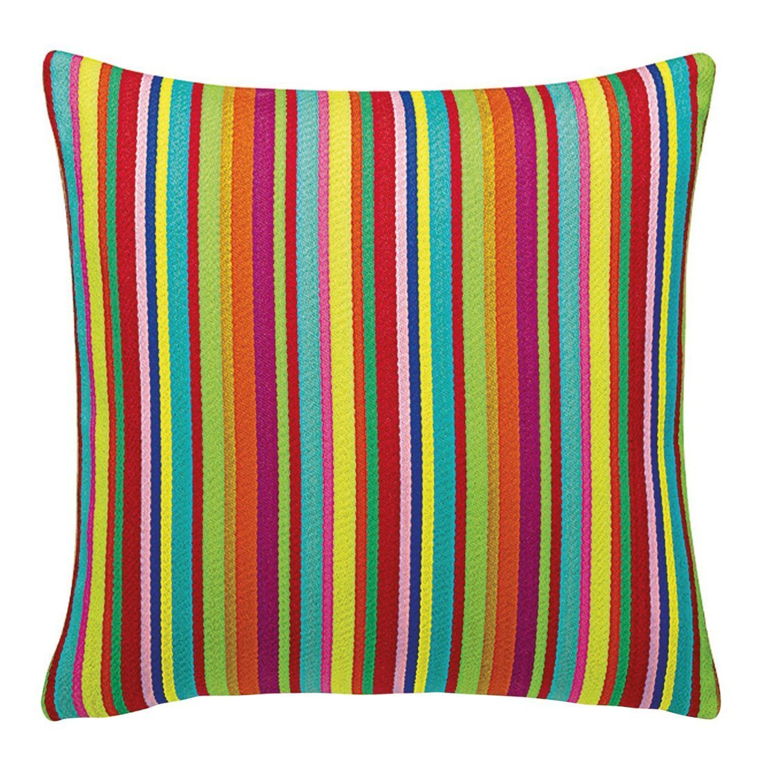 Vitra Maharam Millerstripe Multicolored Bright Kussen