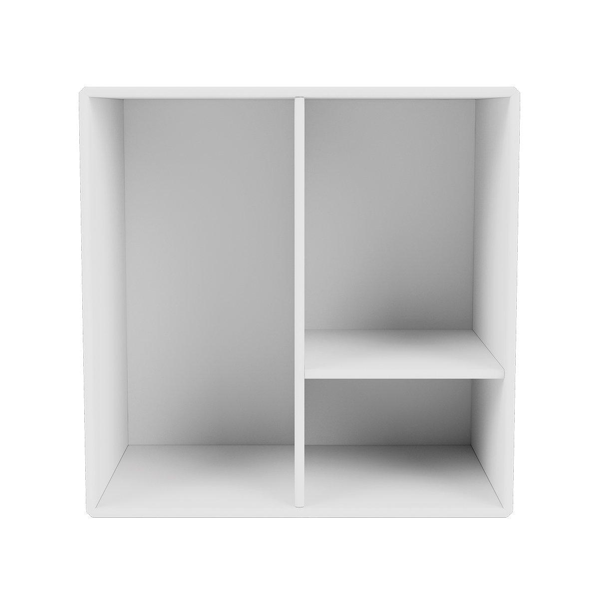 Montana Mini Wandmodule Met Planken - New White