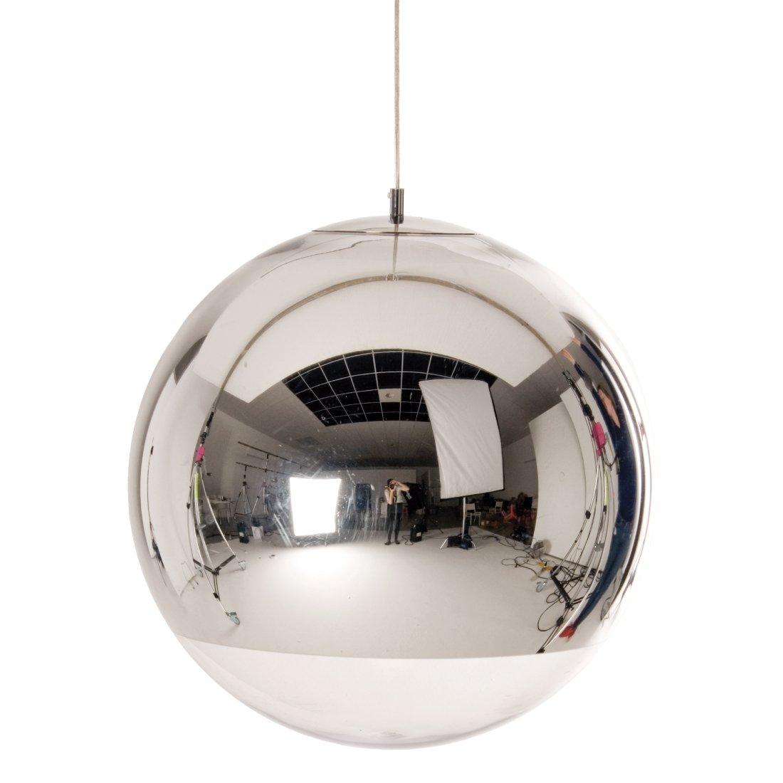 Mirror Ball Chrome Hanglamp - Tom Dixon