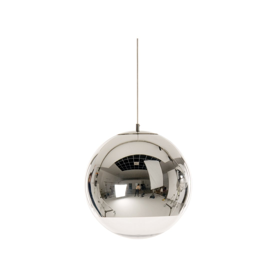 Tom Dixon Mirror Ball Hanglamp � 25 cm
