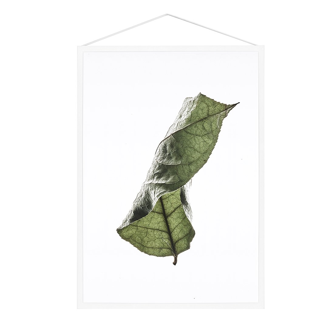 MOEBE Floating Leaves Poster A4 NO.4