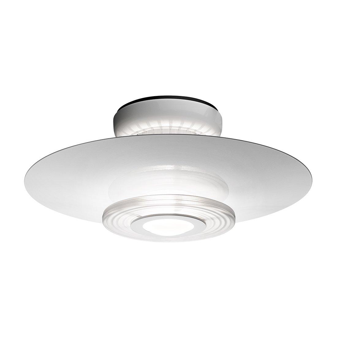 FLOS Moni 2 Plafondlamp Wit