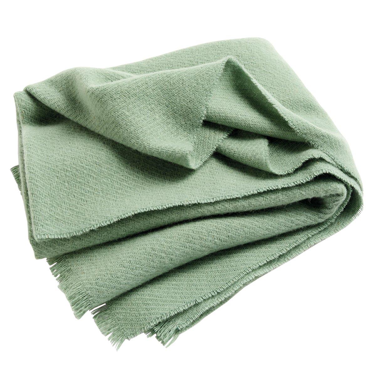 HAY Mono Deken - Verdigris Groen