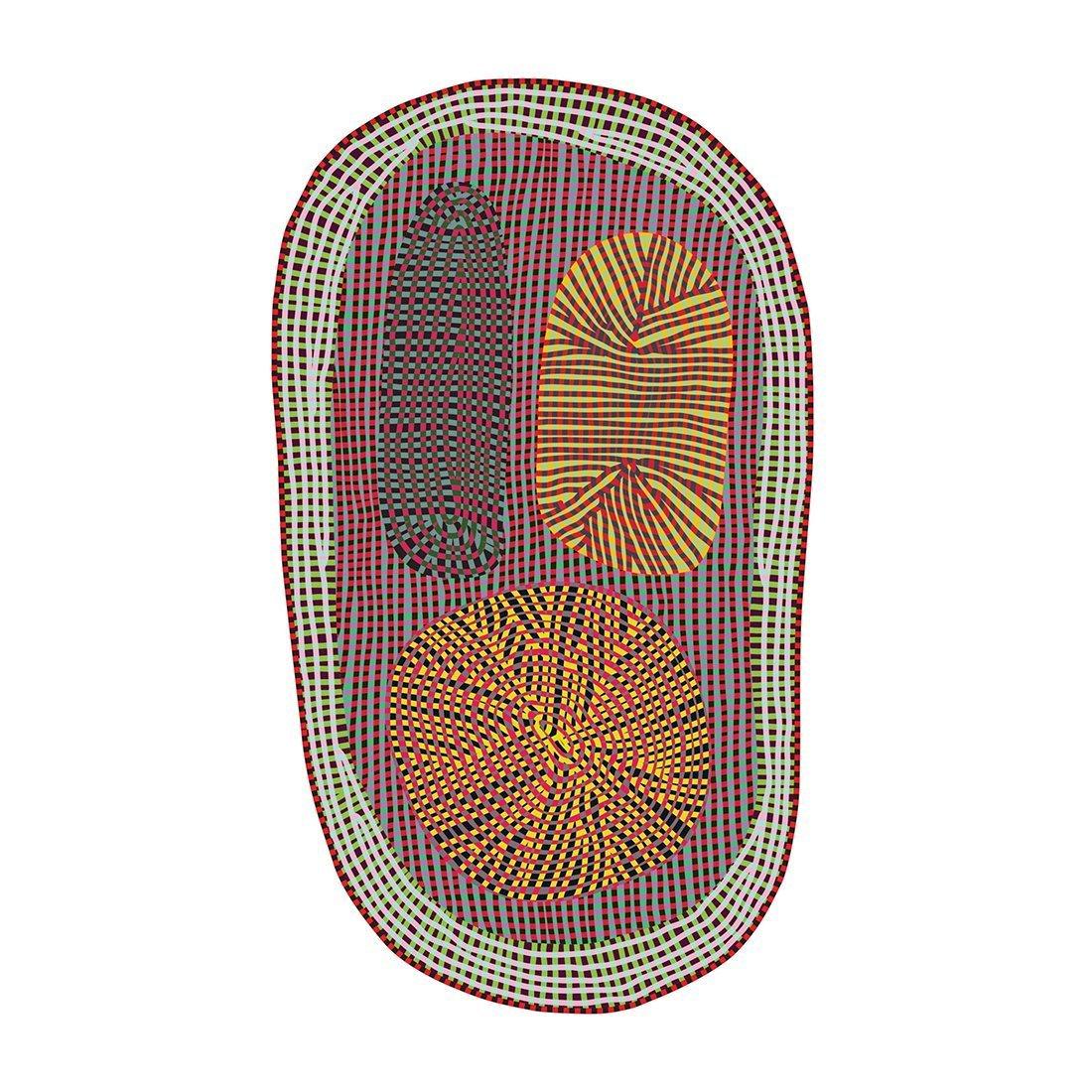 Moooi Carpets Amoeba Vloerkleed
