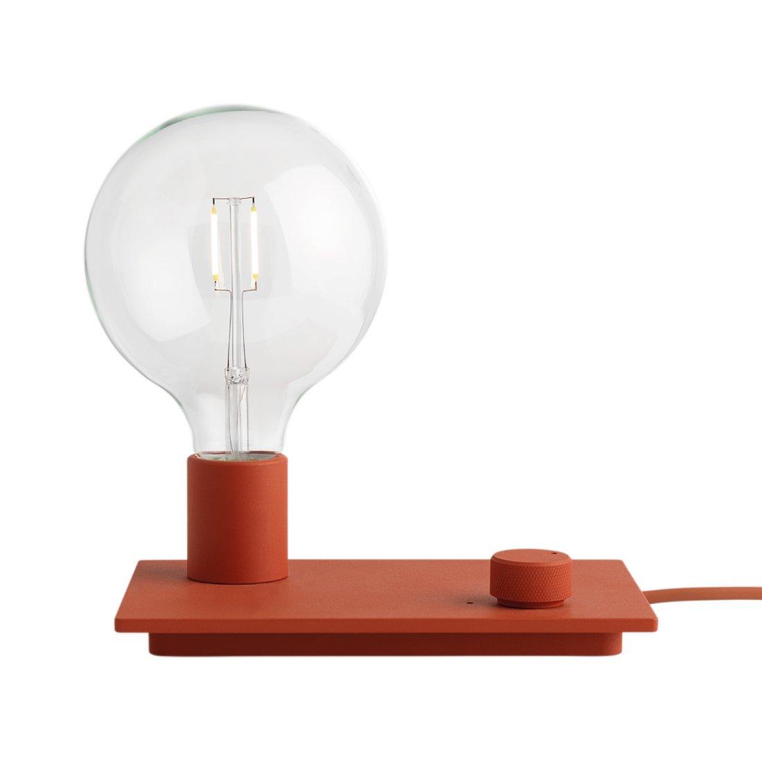 Muuto Control Tafellamp LED Rood