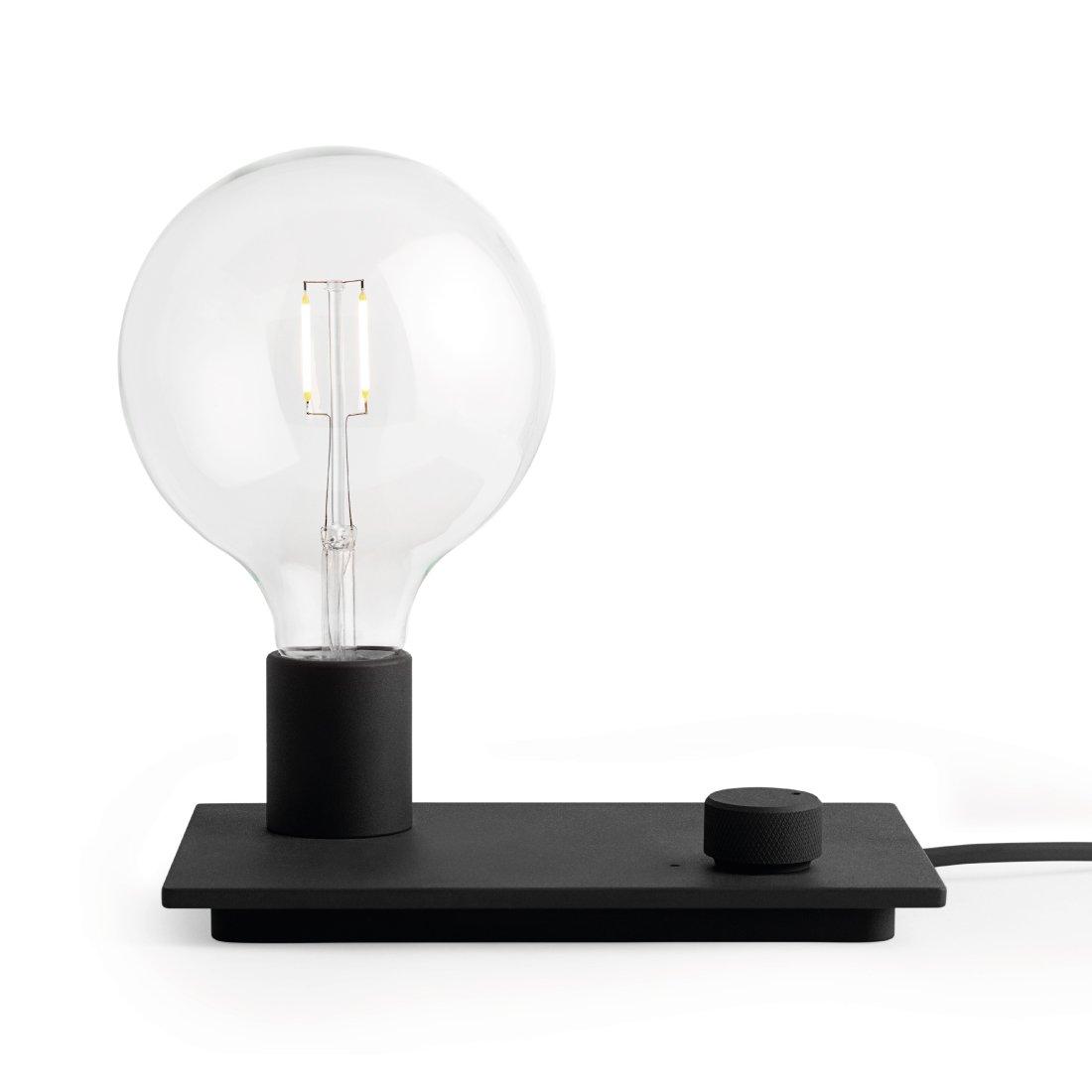 Muuto Control Tafellamp LED Zwart