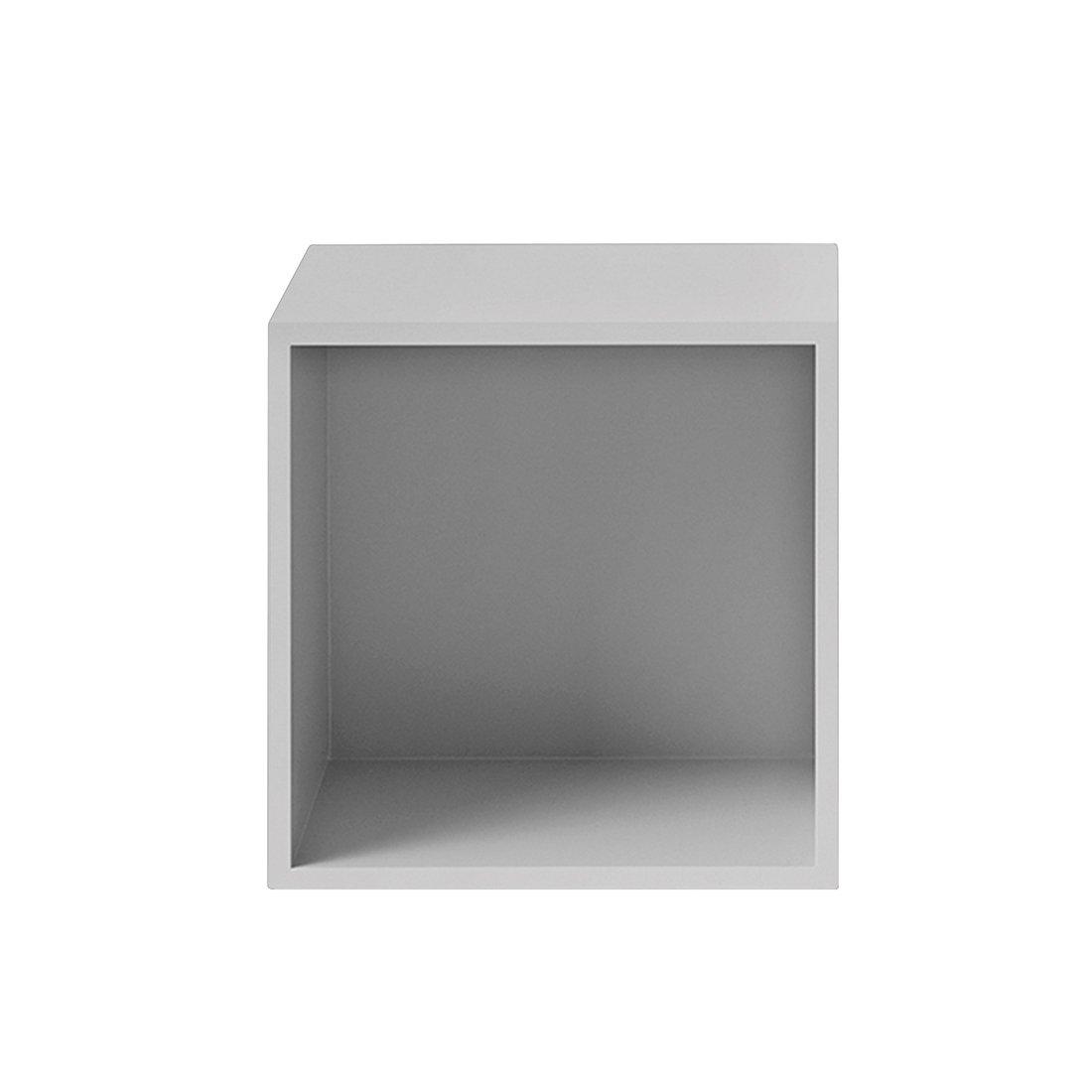 Muuto Stacked 2.0 Modules Medium Lichtgrijs/Dicht