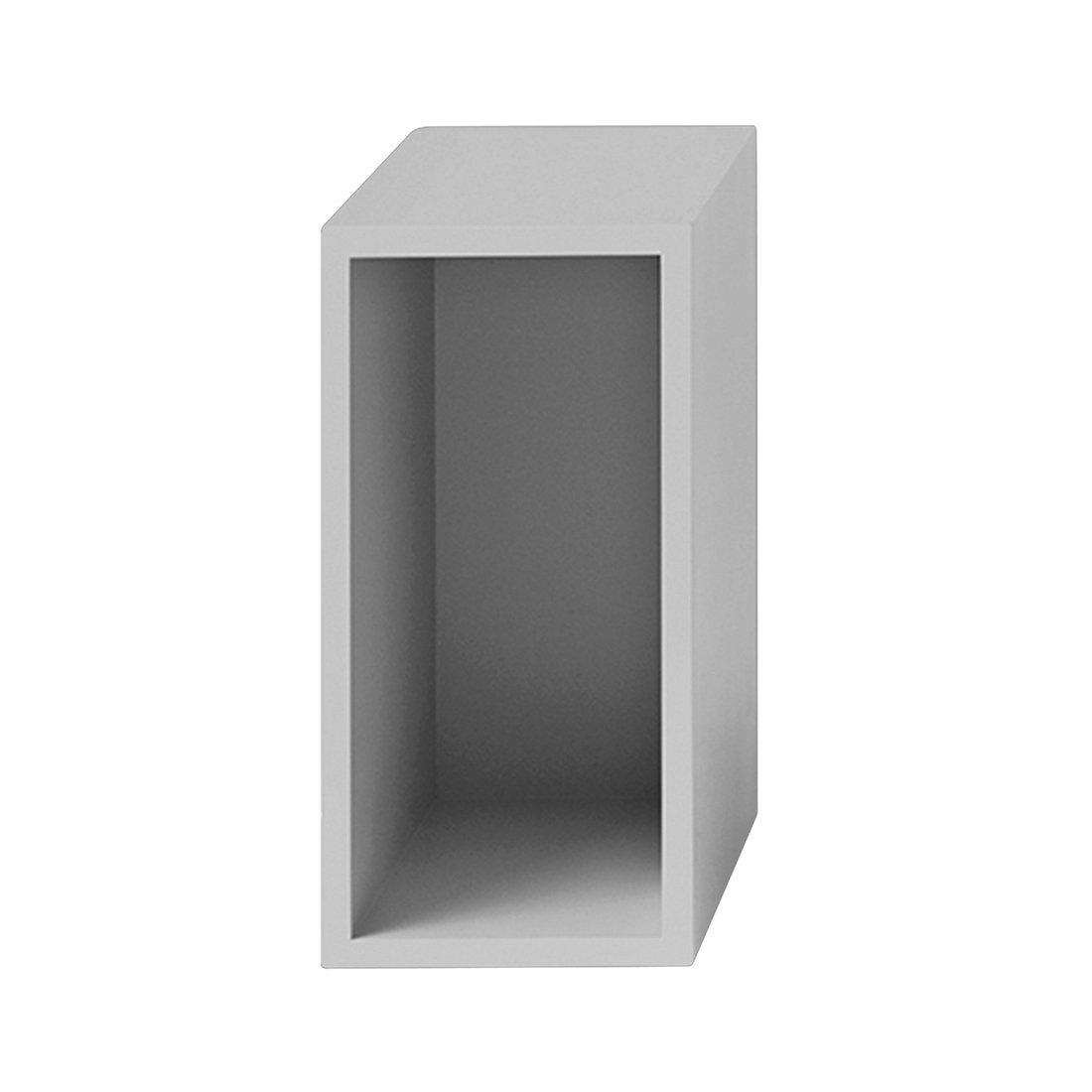 Muuto Stacked 2.0 Modules Small Lichtgrijs/Dicht