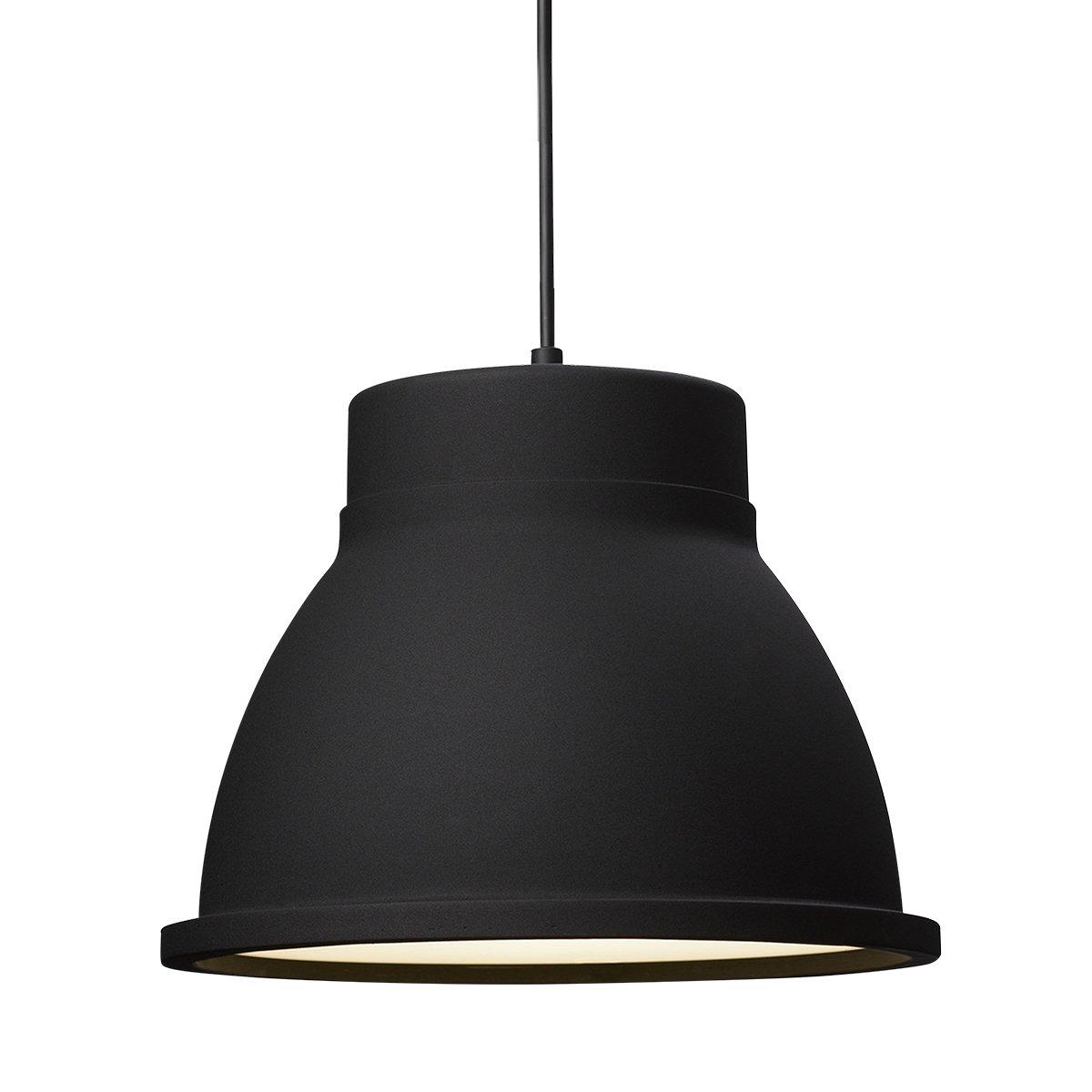 Muuto Studio Hanglamp Zwart (op=op)