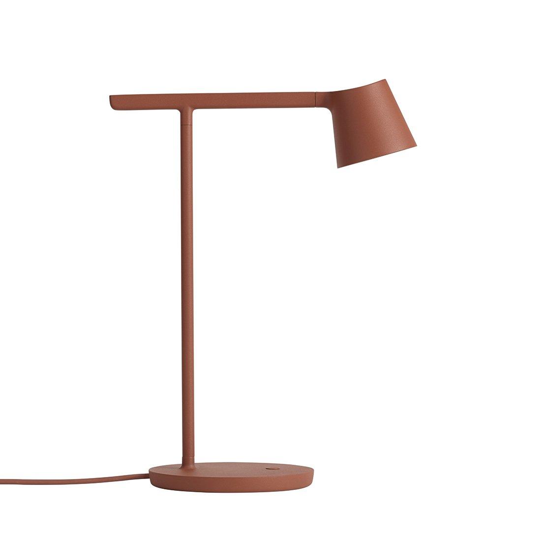 Muuto Tip Tafellamp Koperbruin