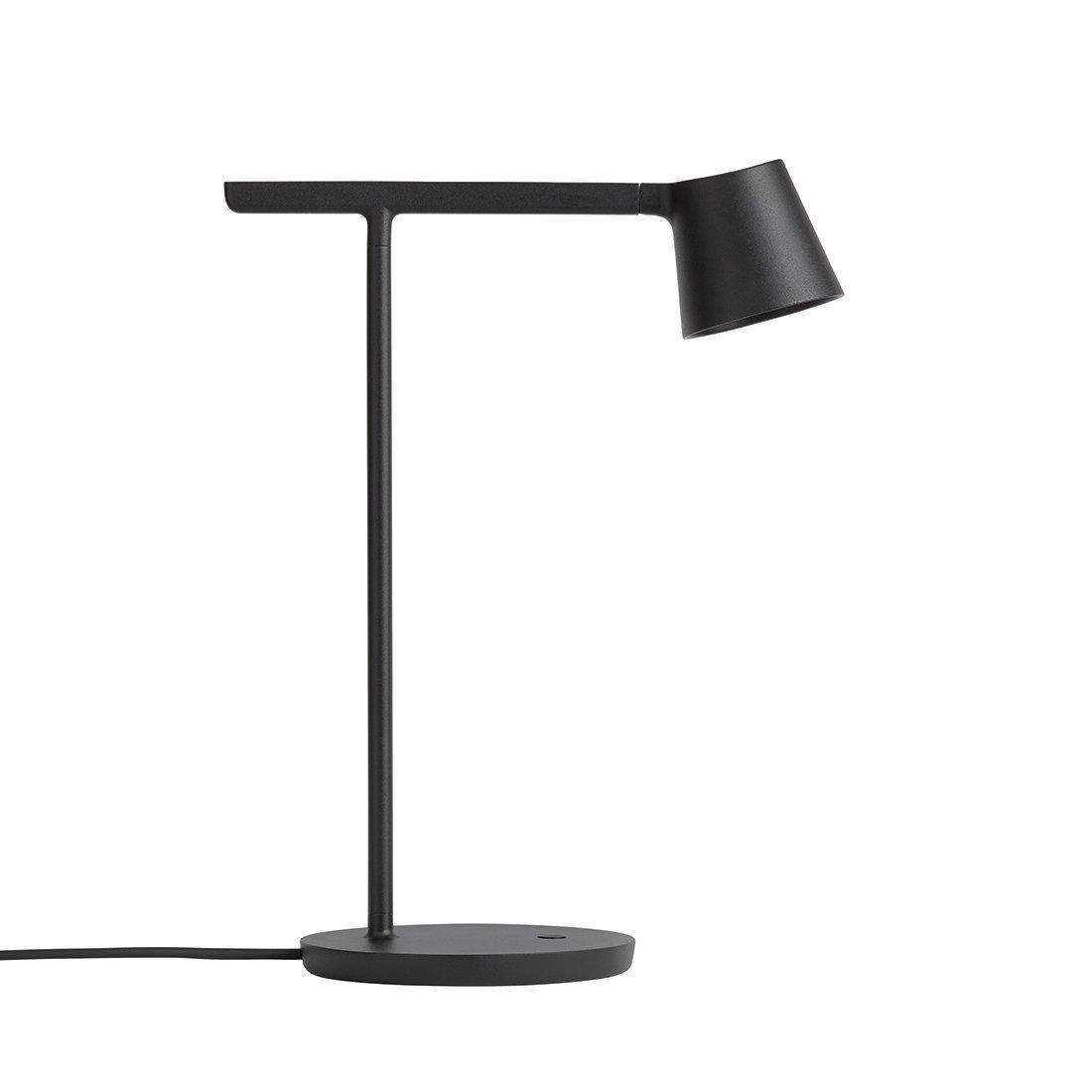 Muuto Tip Tafellamp Zwart
