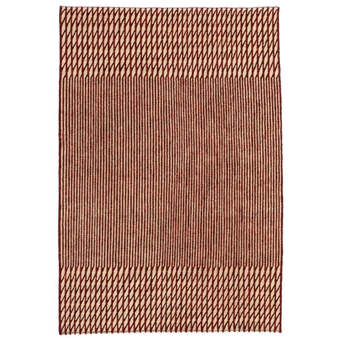 Nanimarquina Blur Vloerkleed Rood - 300 x 200 cm.