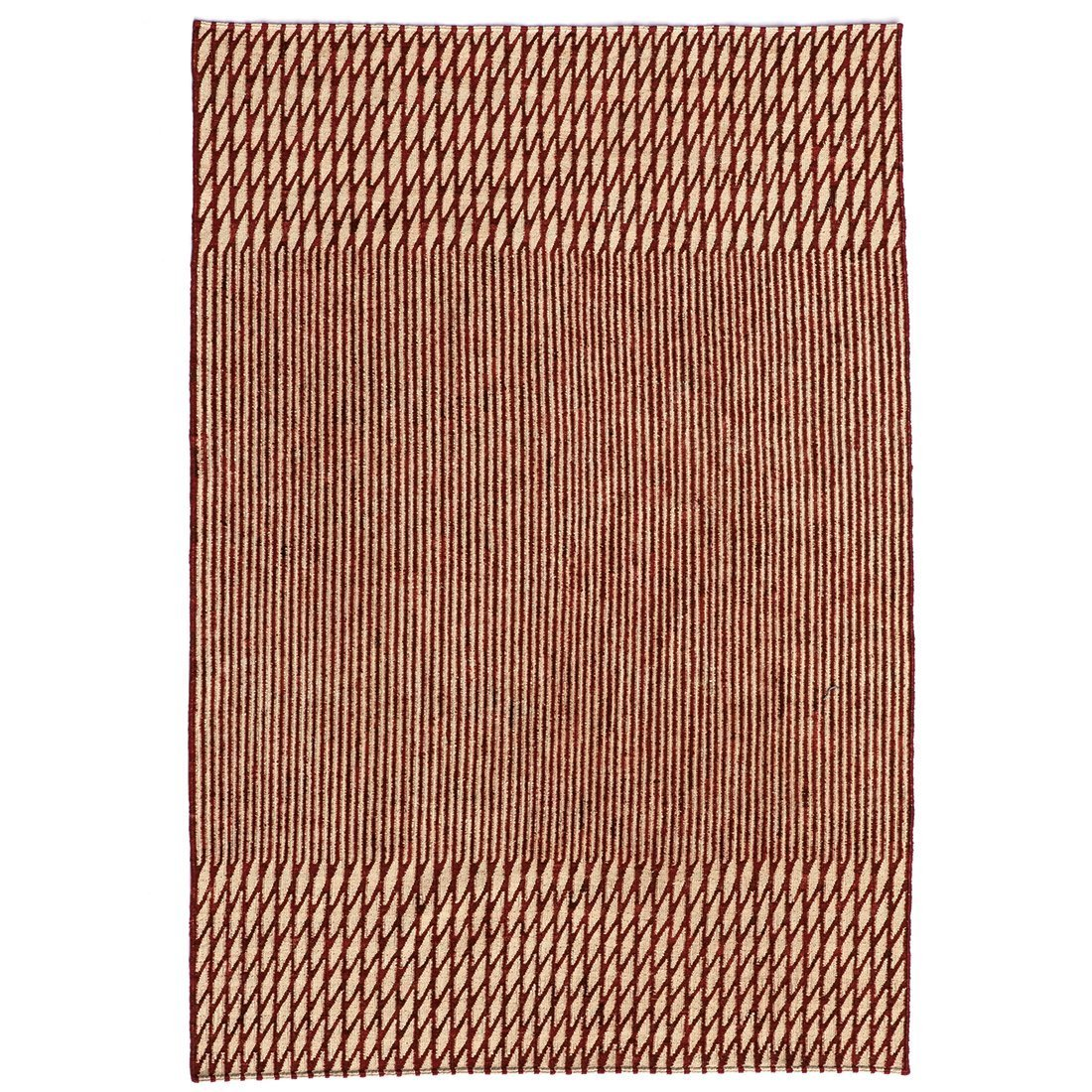 Nanimarquina Blur Vloerkleed Rood - 240 x 170 cm.