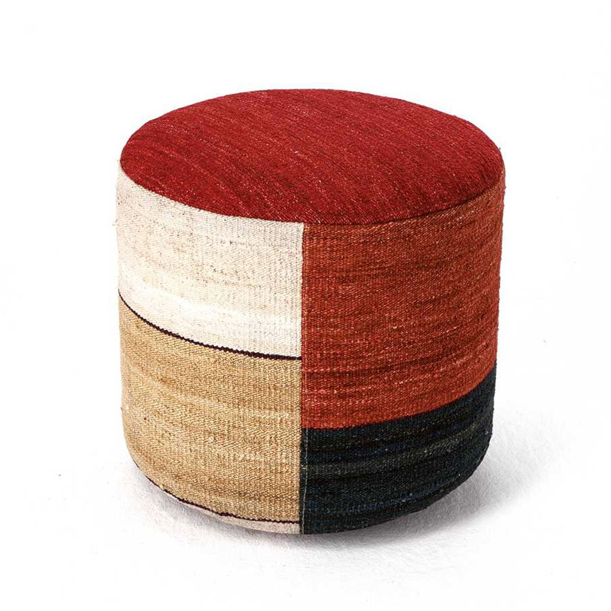 Nanimarquina Kilim Poef 3 - Multi Colour