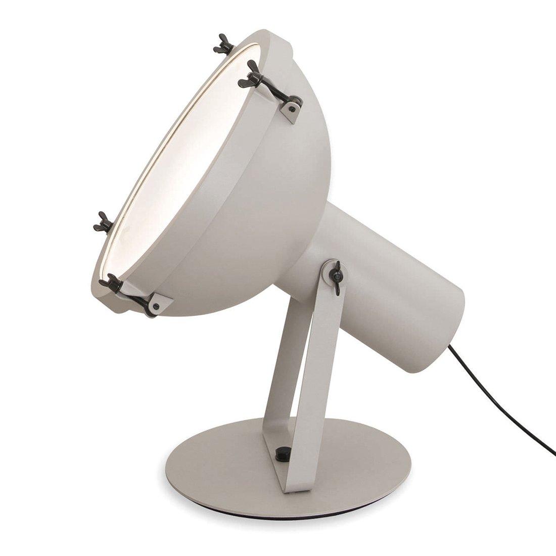 NEMO Projecteur 365 Vloerlamp Tafellamp White Sand