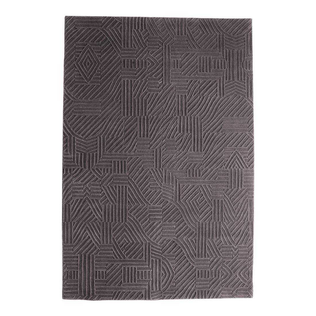Nanimarquina African Pattern 1 Vloerkleed Extra Large - Mosgroen