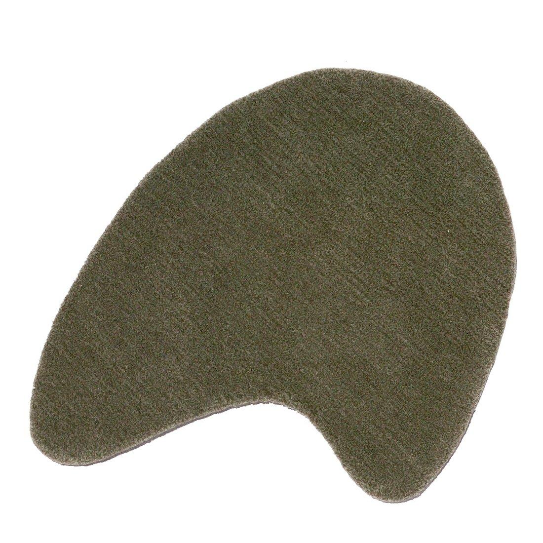 Nanimarquina Little Stone Vloerkleed 8 - Mosgroen