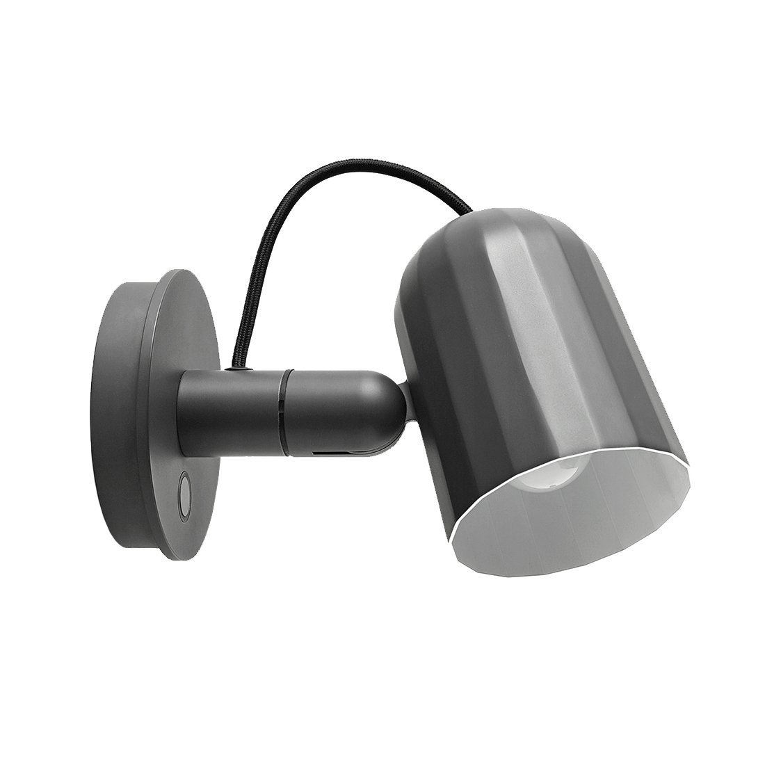 NOC Button Wandlamp