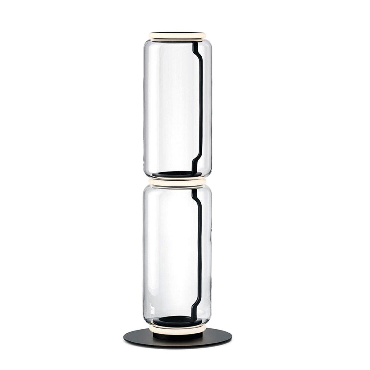 FLOS Noctambule Vloerlamp - 2 High Cylinders