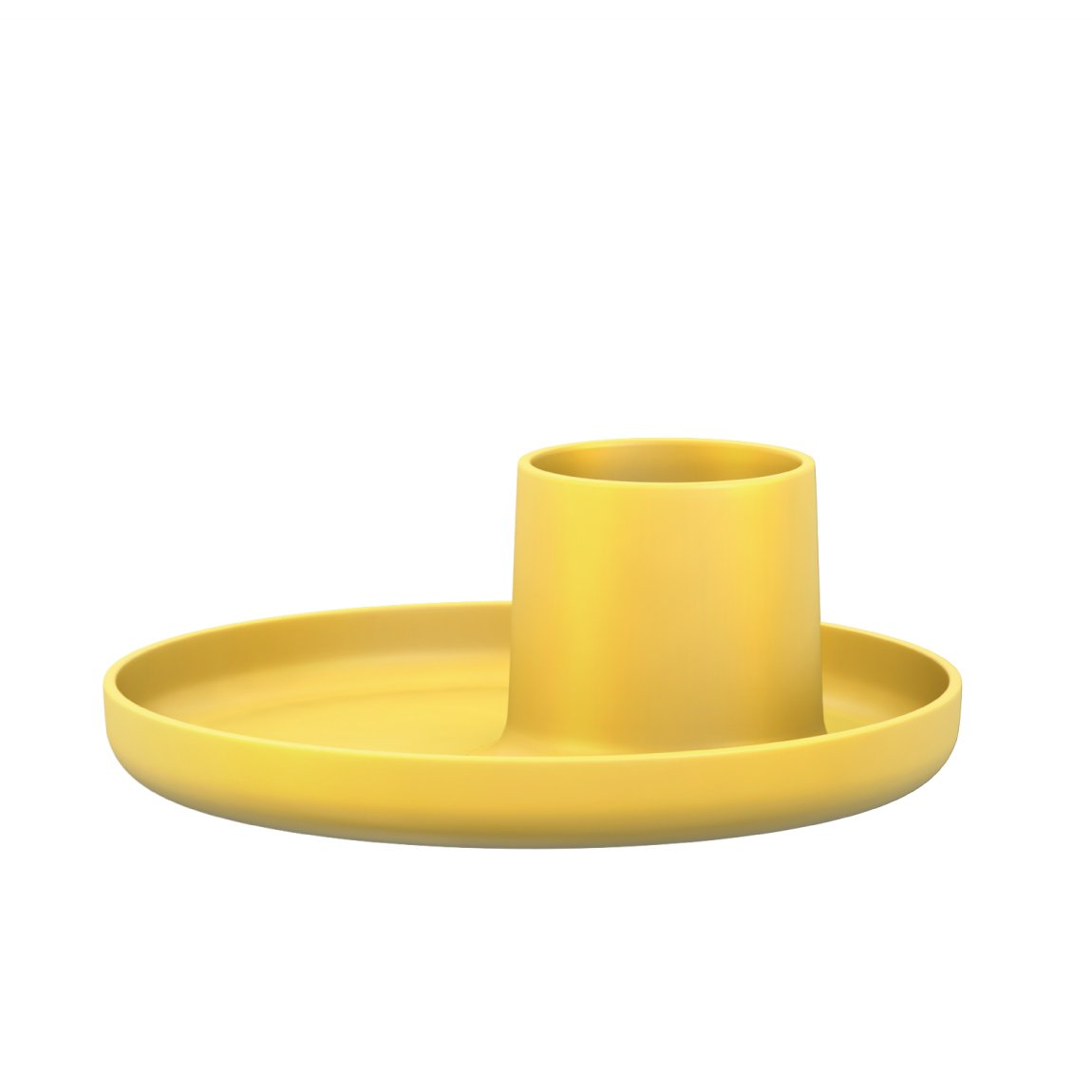 Vitra O-Tidy Organiser Opberger Yellow