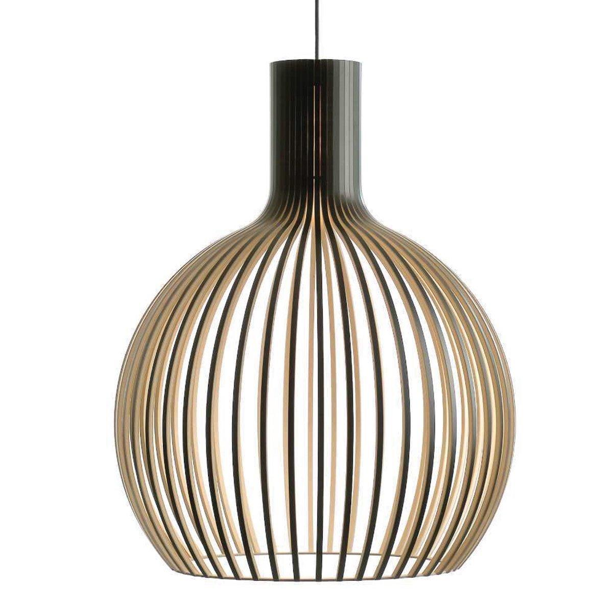 Secto Octo 4240 Hanglamp Zwart