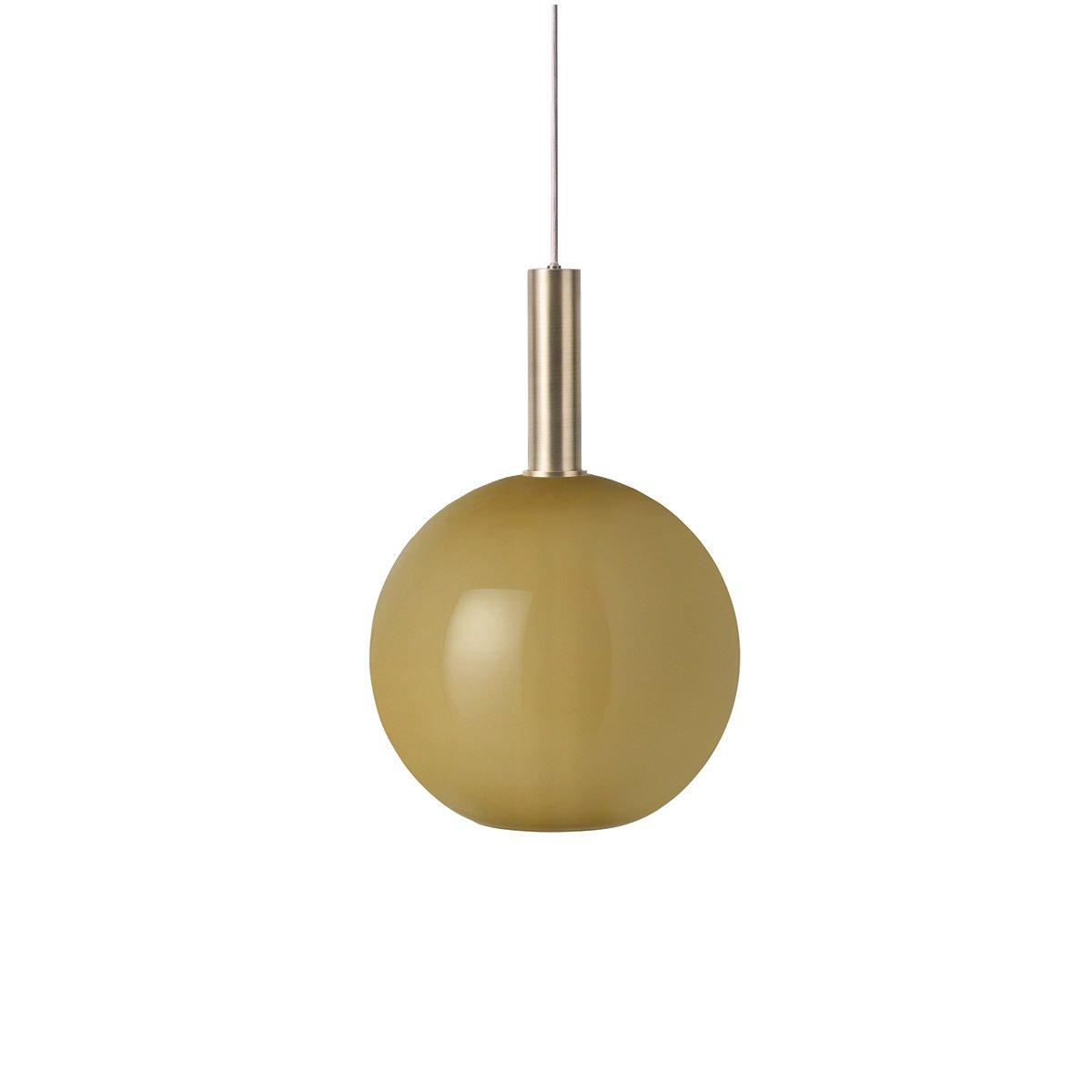 Ferm Living Collect Opal Sphere High Hanglamp