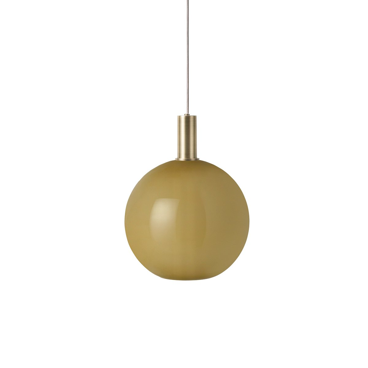 Ferm Living Collect Opal Sphere Low Hanglamp