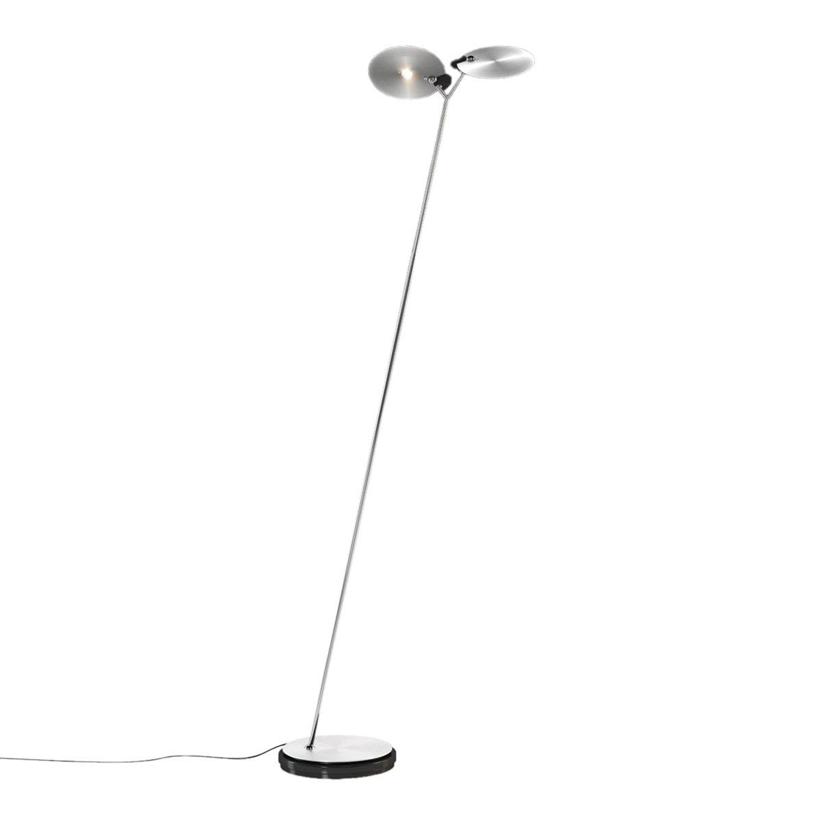 Baltensweiler OyO Vloerlamp Aluminium - 2700K
