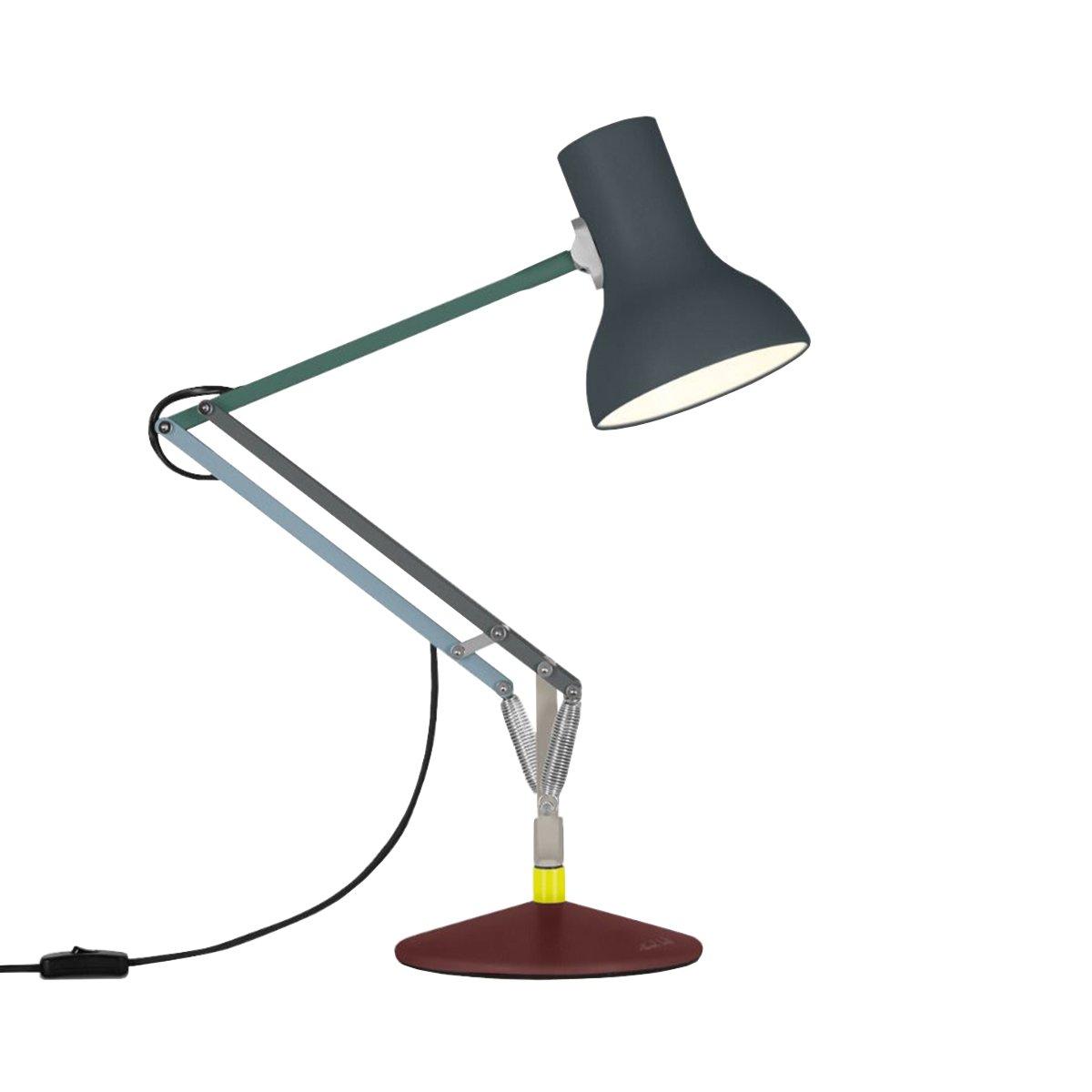 Anglepoise Type 75 Paul Smith Edition Four Bureaulamp Mini