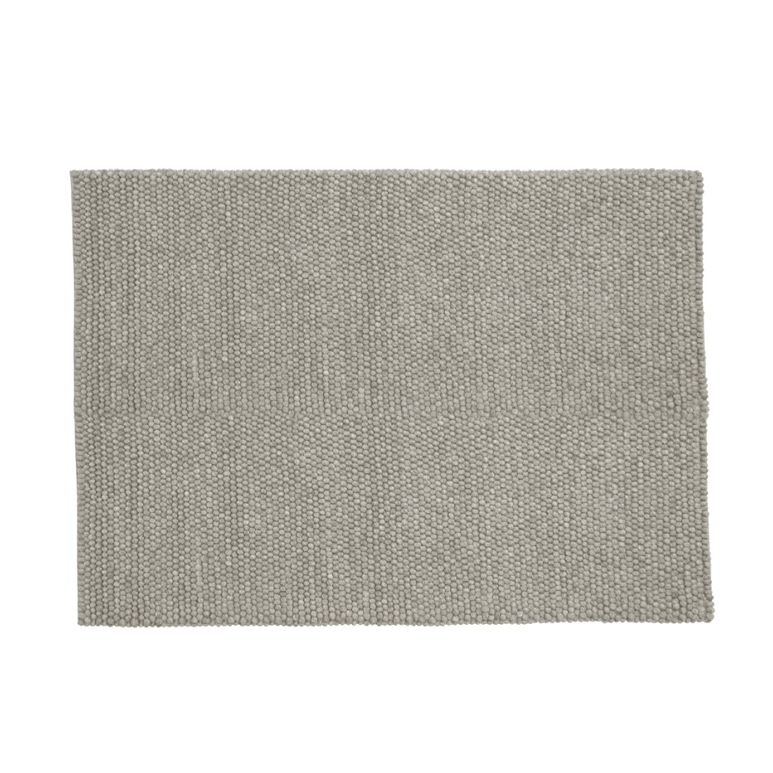 HAY Peas Karpet Vloerkleed Medium Grey 140 x 200 cm