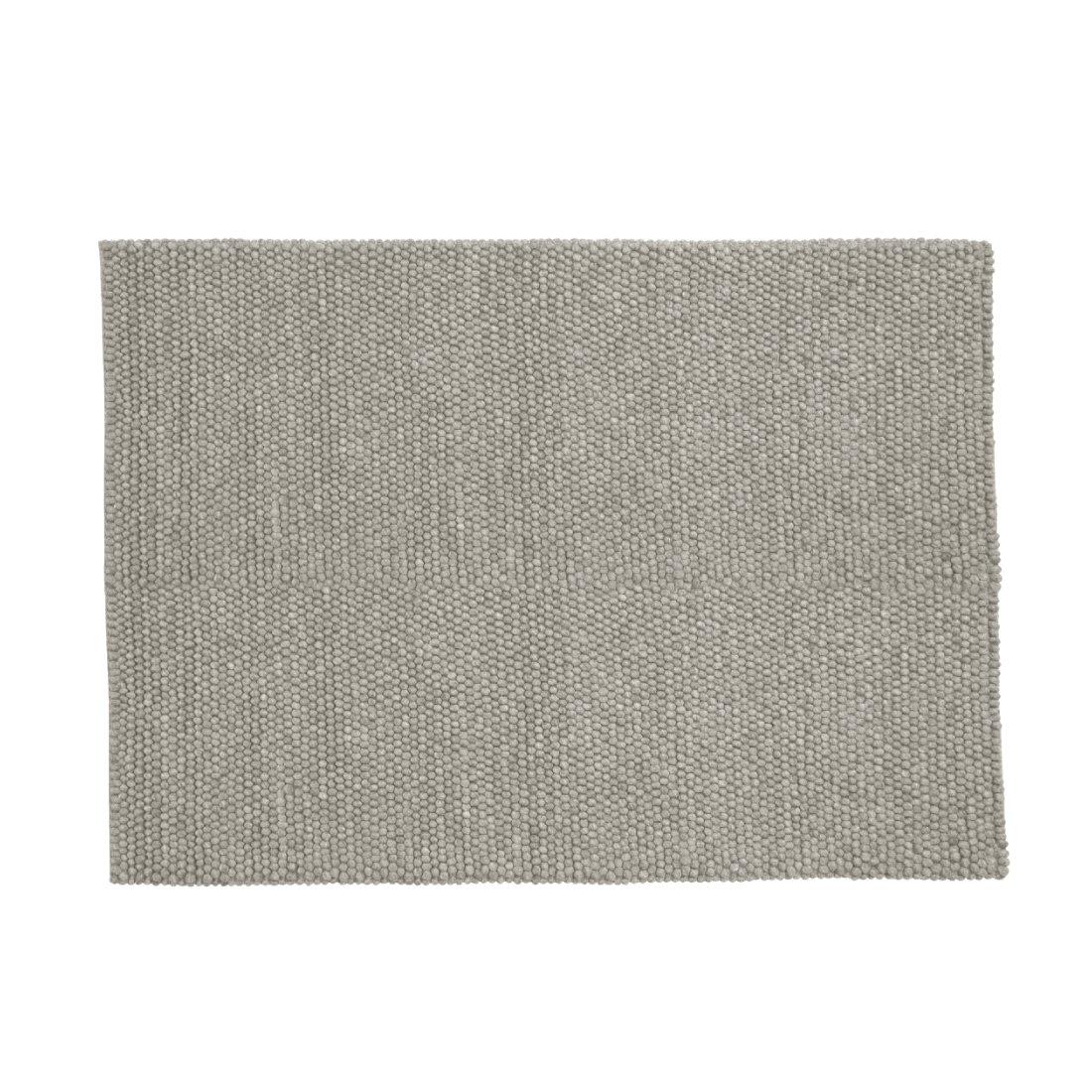 HAY Peas Karpet Vloerkleed Medium Grijs 140 x 80 cm