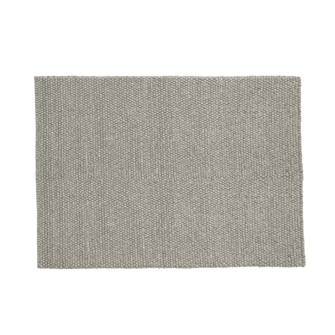 HAY Peas Karpet Vloerkleed 200 x 80 Medium Grey