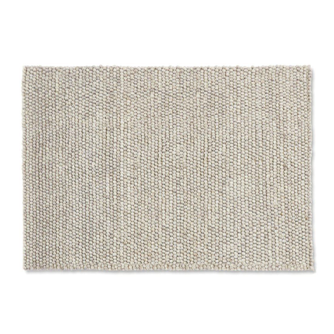 HAY Peas Karpet Vloerkleed 170 x 240 cm Licht Grijs