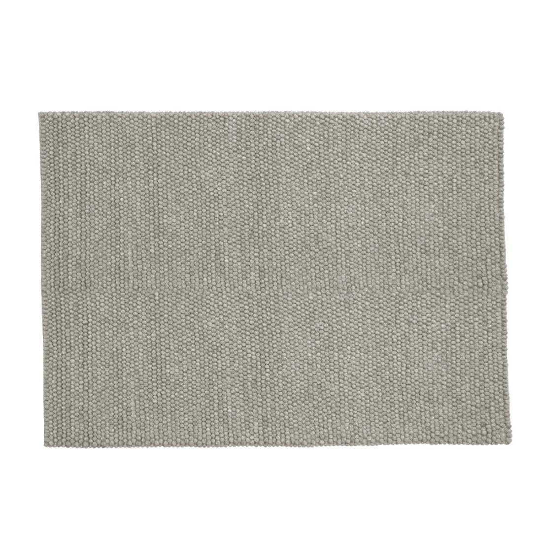 HAY Peas Karpet Vloerkleed Medium Grijs 170 x 240 cm