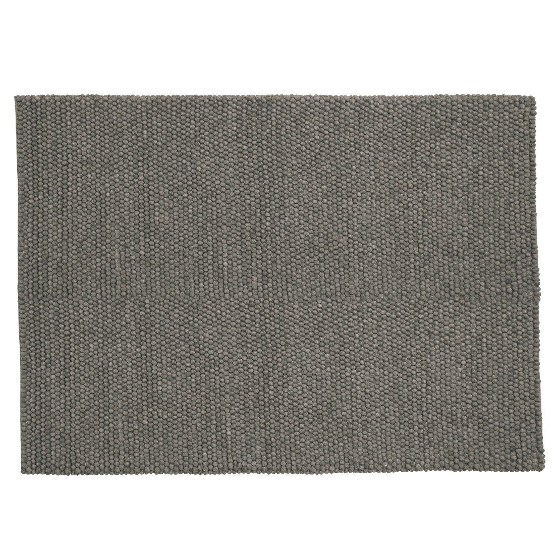 HAY Peas Karpet Vloerkleed Donker Grijs 200 x 300 cm