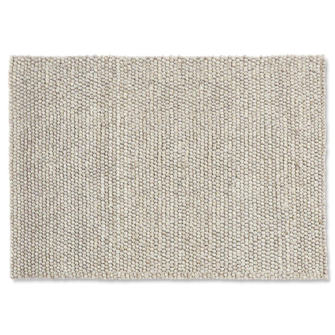 HAY Peas Karpet Vloerkleed 200 x 300 cm Licht Grijs