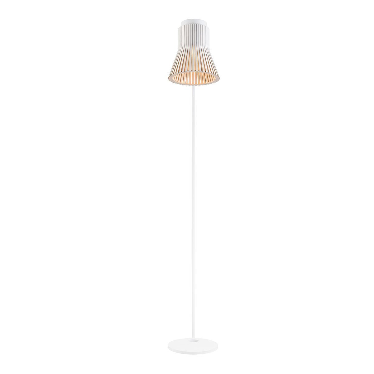 Secto Design Petite 4610 Vloerlamp - Wit