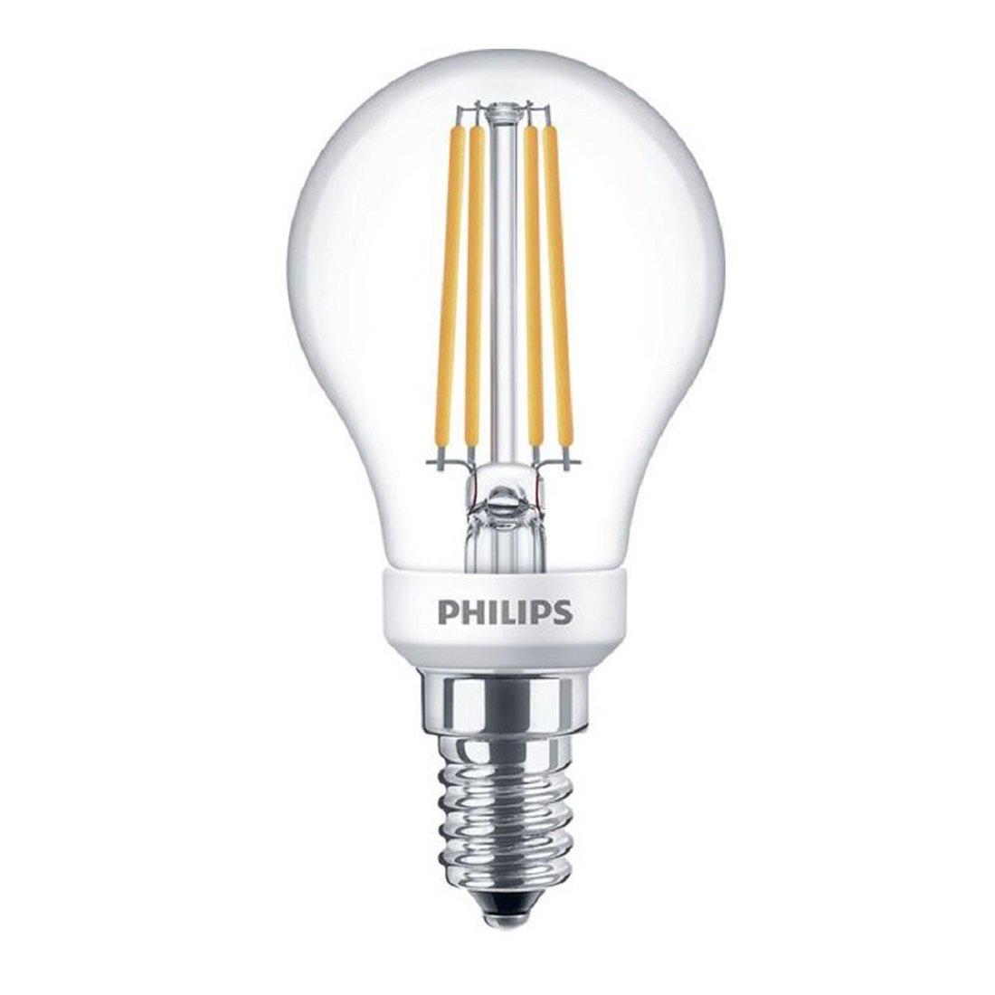 Philips LED Filament E14 5W Dimbaar