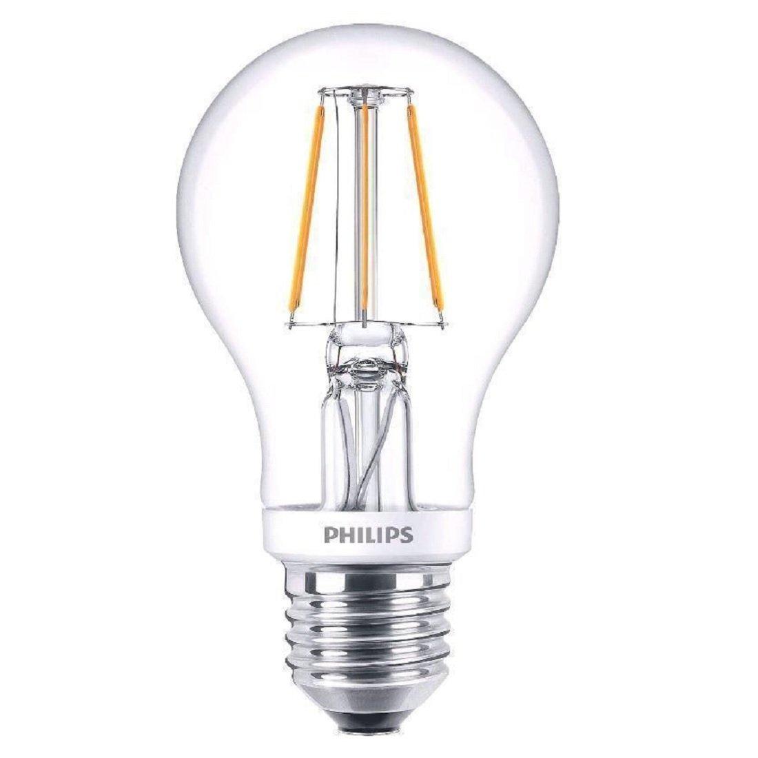 Philips LED E27 A60 4.5W 827 Helder Dimbaar