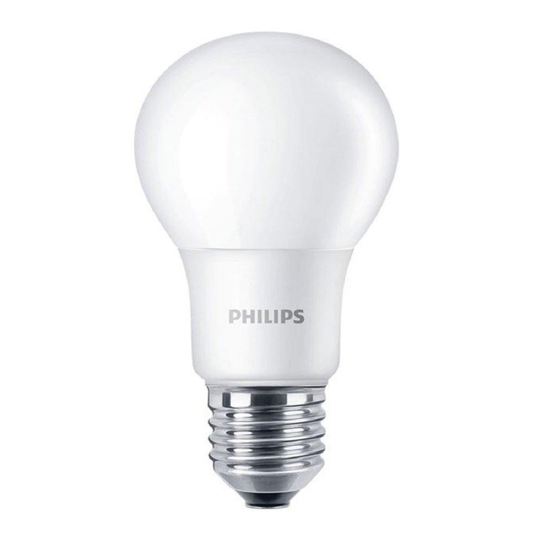 Philips LED E27 A60 8.5W 827 Mat | Dimbaar - Vervangt 60W