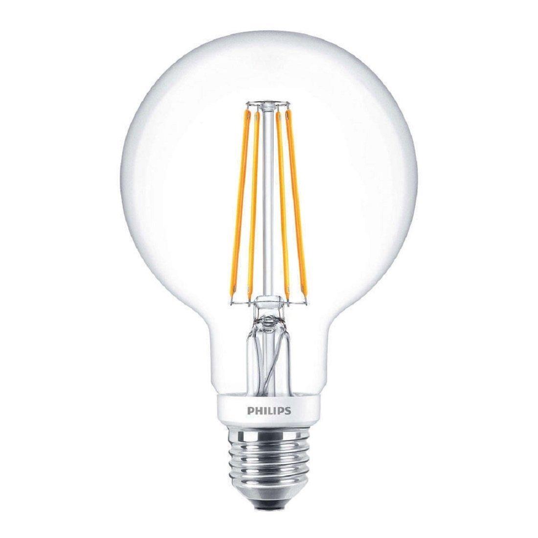 Philips LED Filament E27 7W Dimbaar
