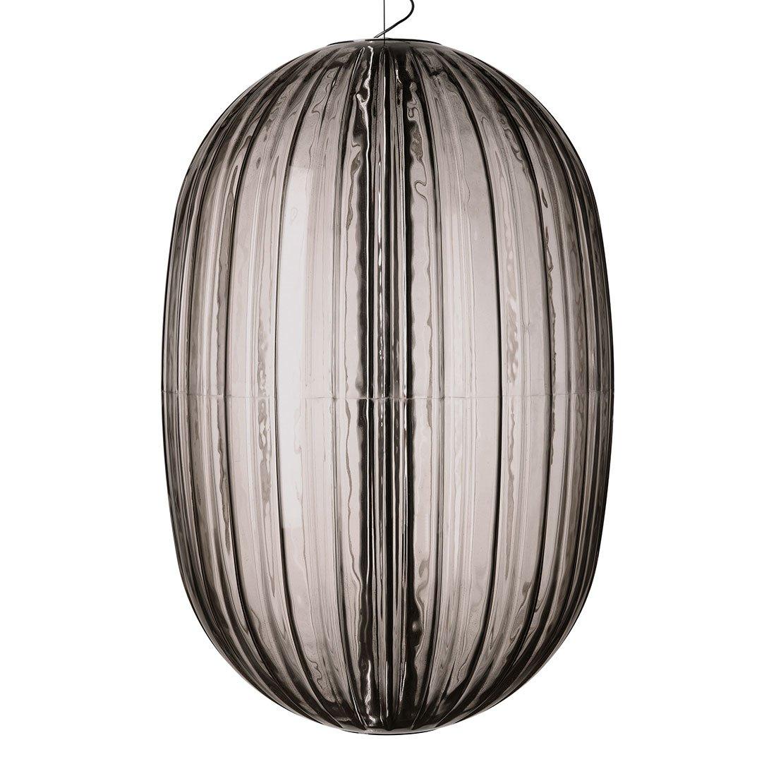 Foscarini Plass Hanglamp Grijs LED