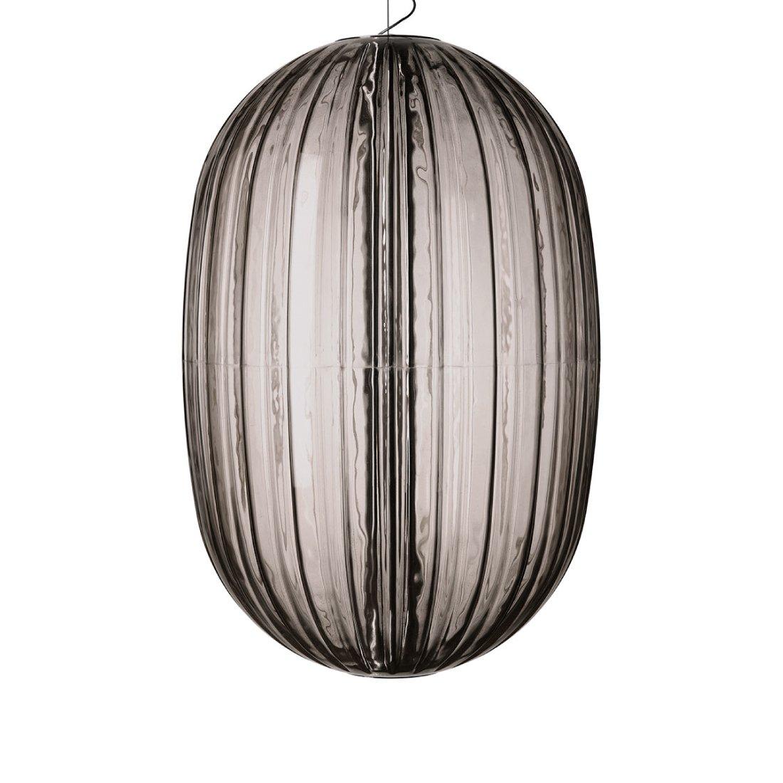 Foscarini Plass Media Hanglamp Grijs 190 cm.