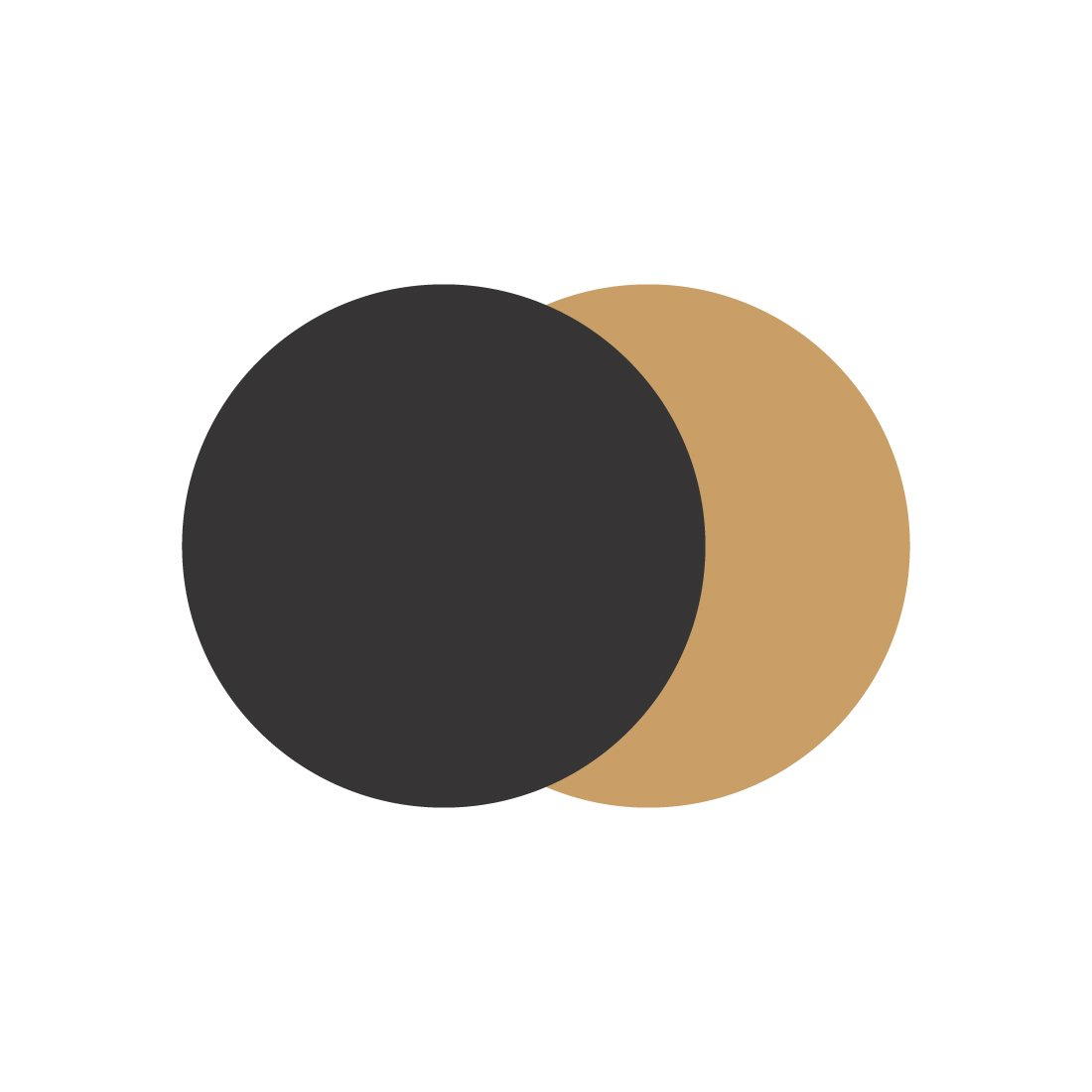 Marset Scotch Plafondlamp Zwart - Goud